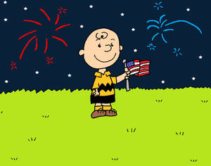 Charlie Brown Celebrates the 4th of July