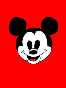 Mickey Mouse (colored)