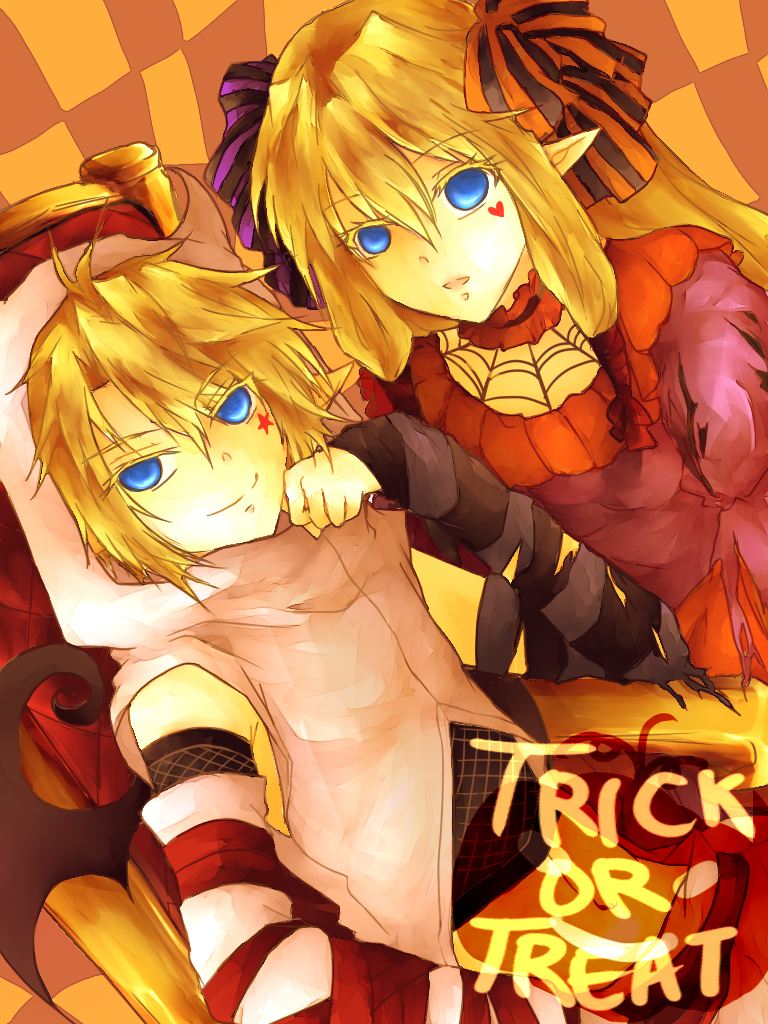 Trick or Treat~2013 HALLOWEEN~ by xadako