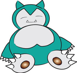 Snorlax123 by TheTrixster