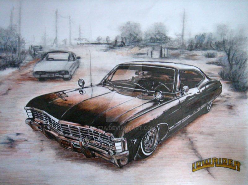 chevrolet impala 39 67 by e7a on deviantart. Black Bedroom Furniture Sets. Home Design Ideas