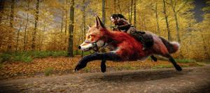 Foxy Lady - WIP -