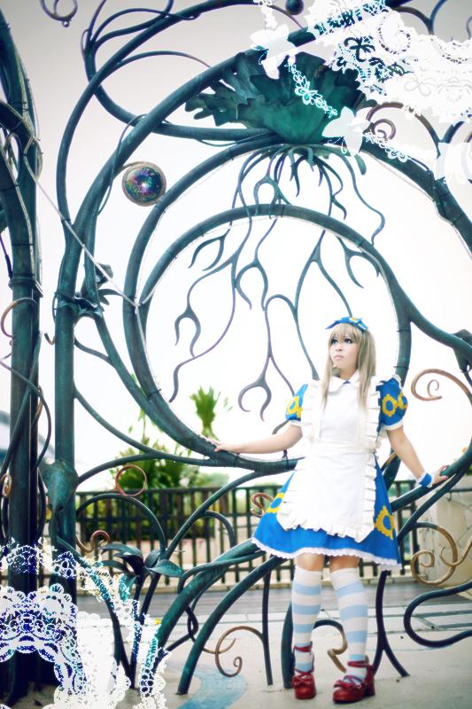 Fall down into Wonderland by envyinwondrland