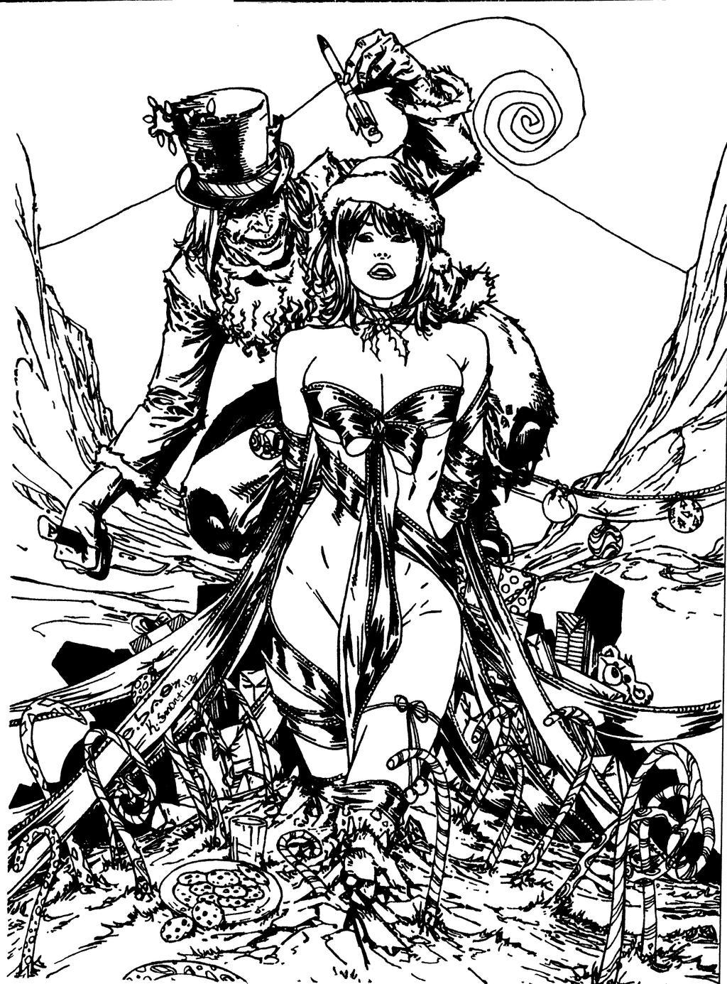 Grimm Fairy tales cover art by Ebas by kendiwan1987 on ...