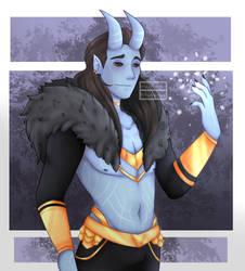 Loki Frost Giant .:myart:.