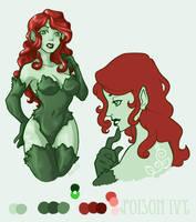 Curvy Poison by tabbykat