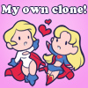 My own clone by tabbykat
