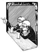 Have a Drink - Boondock Saints by tabbykat