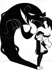 Shadow tricks by tabbykat