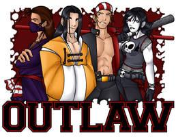 Outlaw Team by tabbykat