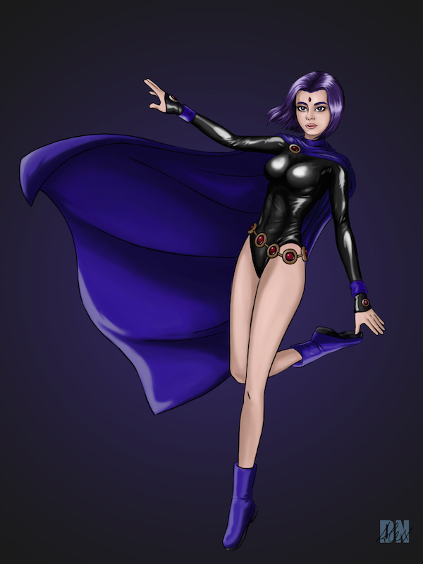 Raven by siberzer0