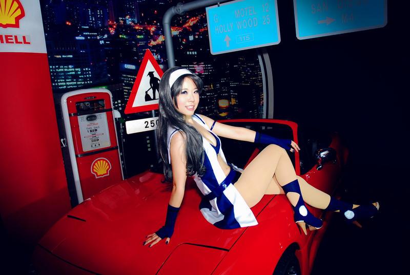 Future GPX Cyber Formula: Rena by KrishCreate