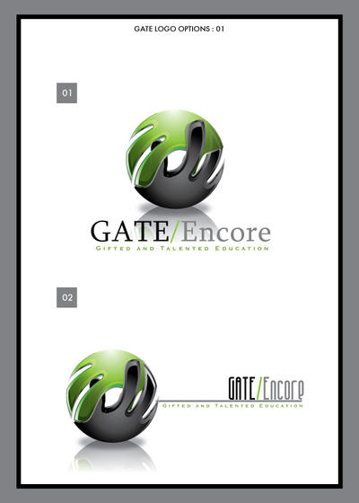 GATE Logo by sameer