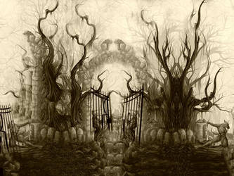 gates of morpheus by sameer