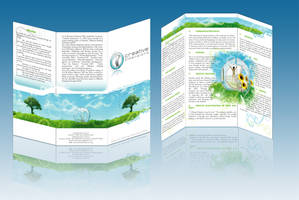 creative dimensions - brochure by sameer
