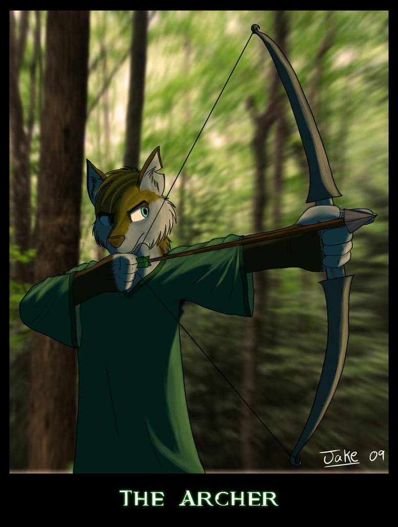 The Archer by JakeHowler