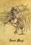 NAVID the Aven Magi concept