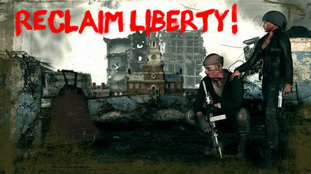 Homefront: The Revolution - Relaim Liberty!