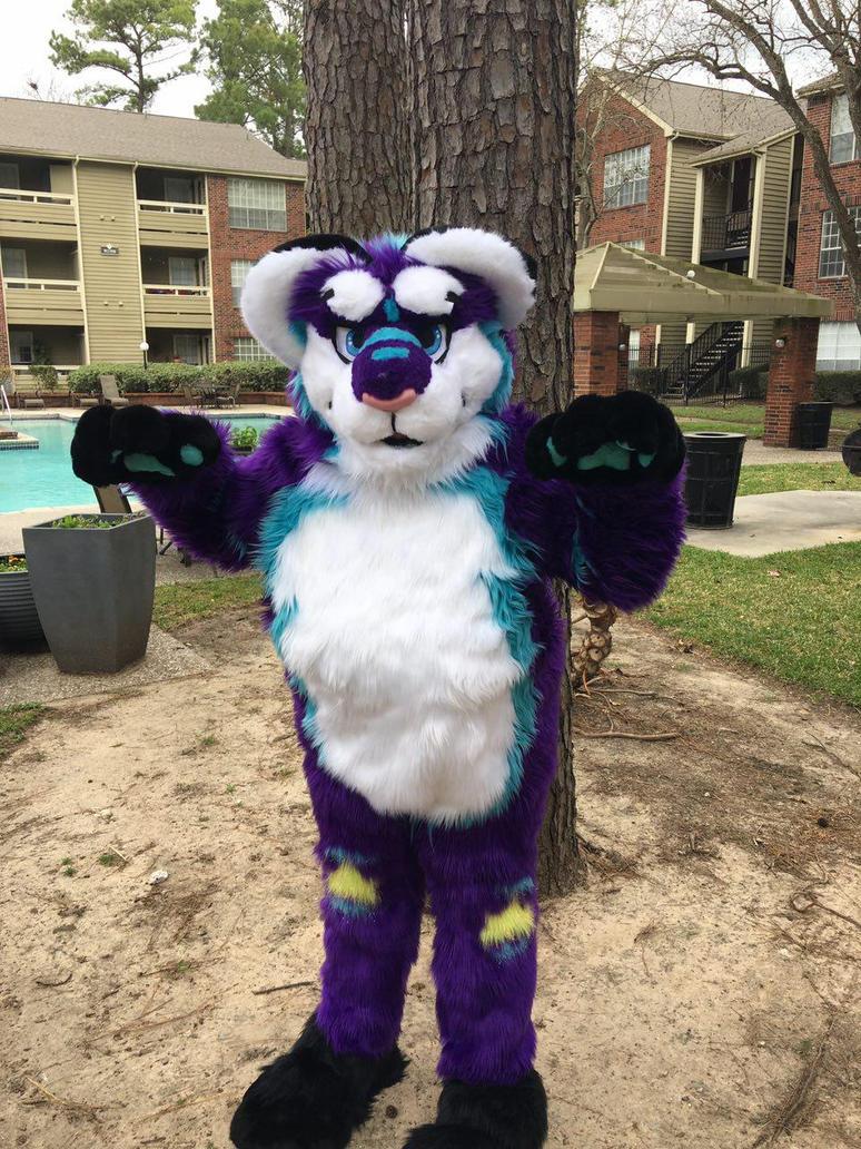 Tiger Fullsuit by omfgitsbutter