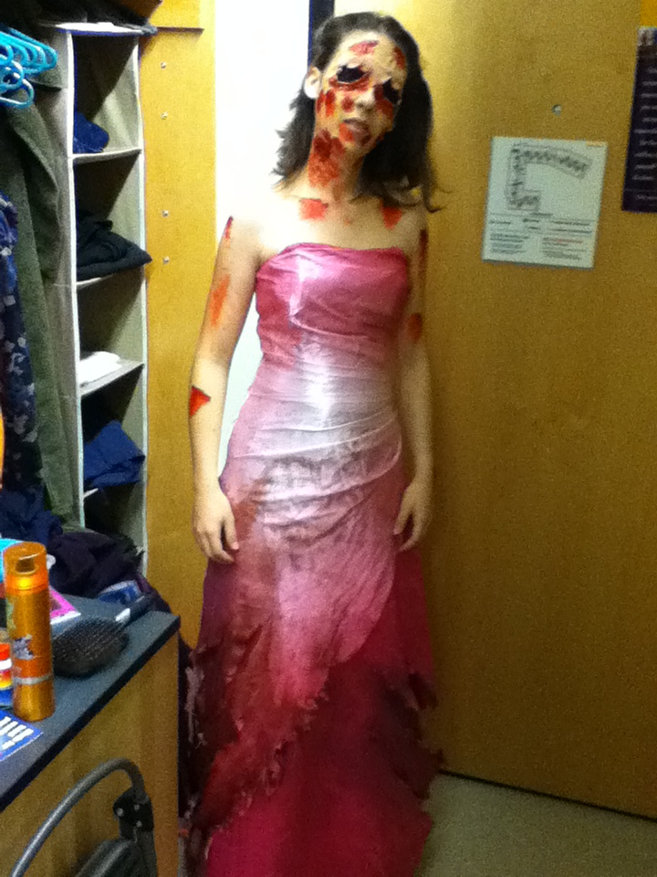 Attractive Zombie Prom Dresses Pictures - Wedding Dress Ideas ...