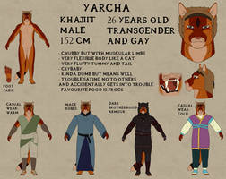 Yarcha Reference