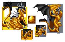 Golden Wyverns