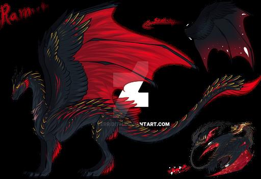[P] Ramuh - Dragon Reference 2020