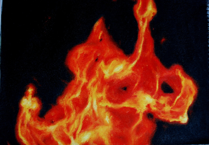 Fire by BorrowedFantasies