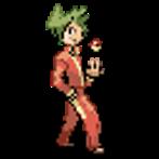 Cool trainer sprite pokemon