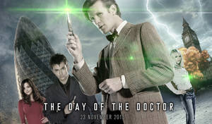 Doctor Who : The Day of the Doctor