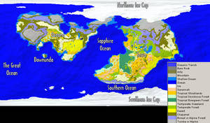 Alternate Map of Mobius
