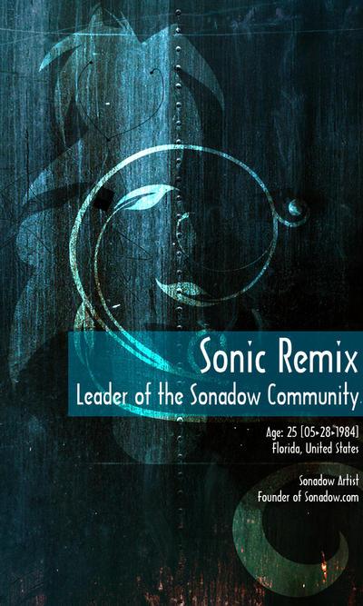 SonicRemix's Profile Picture