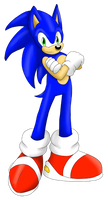 Freeworld - Sonic 2 - Artwork by SonicRemix