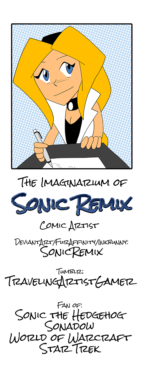The Imaginarium of Sonic Remix by SonicRemix
