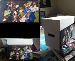 Custom Comic Box (Part 1)