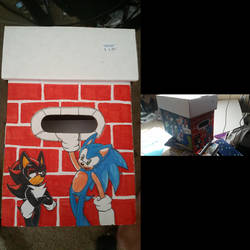 Custom Comic Box (Part 2) by SonicRemix