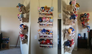 Customized Plushie Display