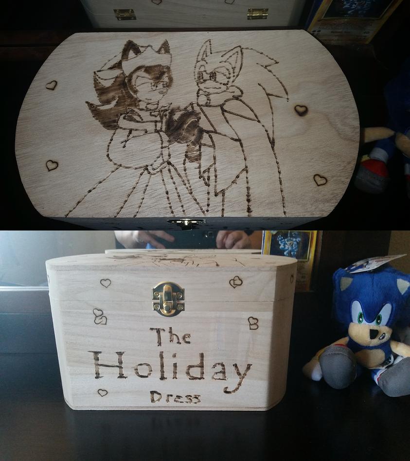 Holiday Dress Jewelry Box 2 by SonicRemix