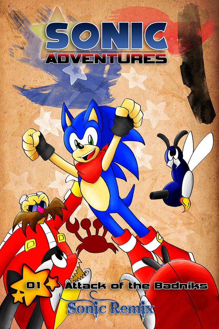 Sonic Adventures - 01 - 00 by SonicRemix