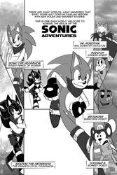 Sonic Adventures - 01 - 01 by SonicRemix