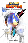Sonic Boom: Legacy of the Ancients - 01 - Cover