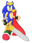 Sonic Kingdom - King Sonic