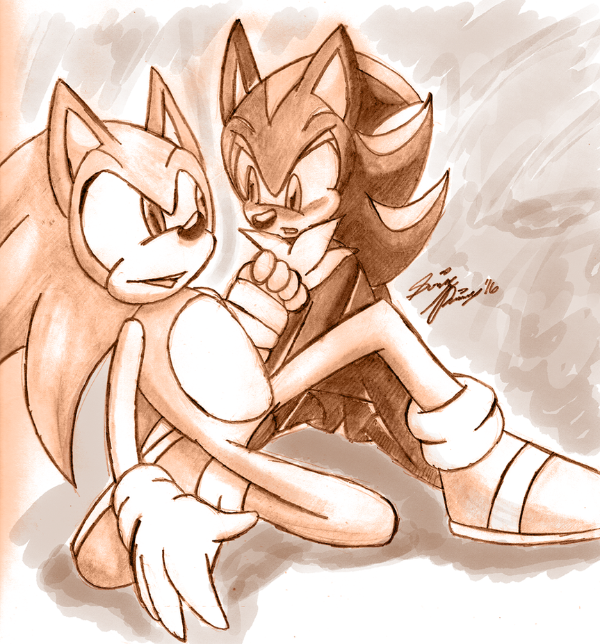 More Sonadow by SonicRemix