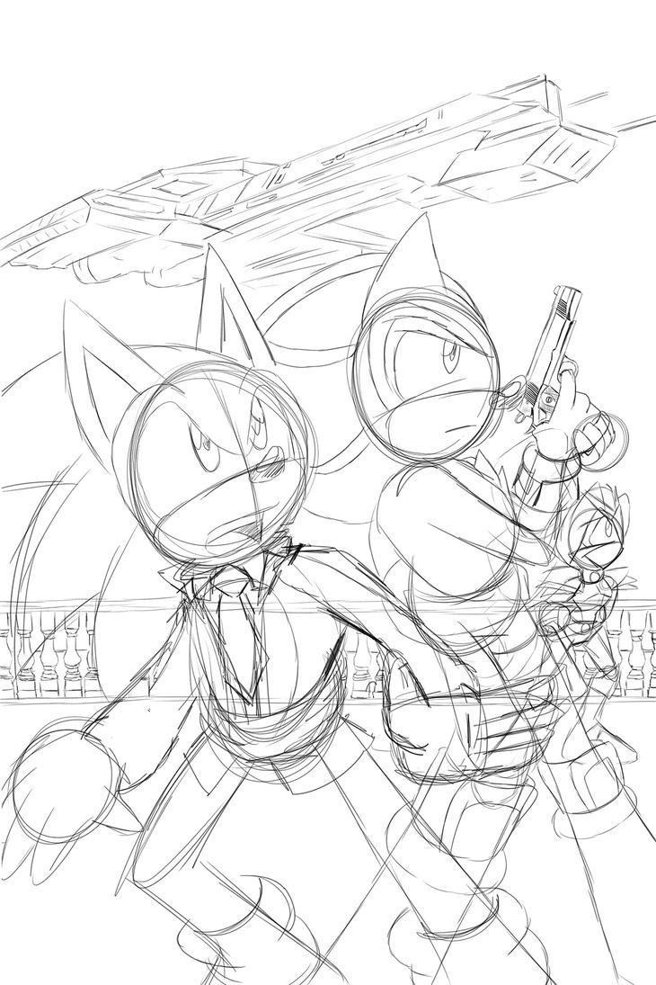 Battleground Nexus - 01 - Cover (rough) by SonicRemix
