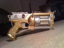 Steam Punk Gun by Euripides-the-great
