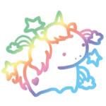 A Rainbow Unicorn
