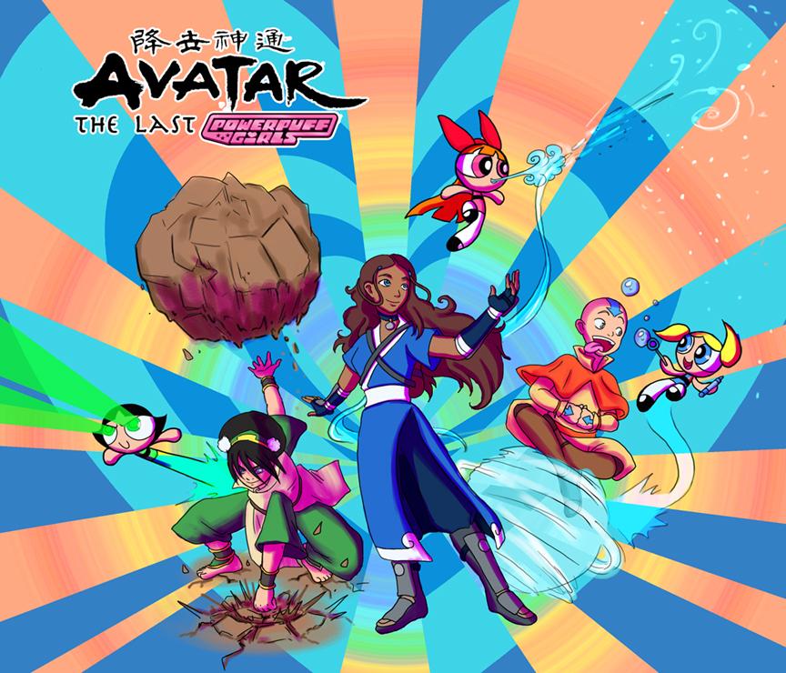 avatar the last powerpuff girl by yamino on deviantart