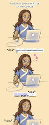 Katara VS Google Imagesearch by Yamino