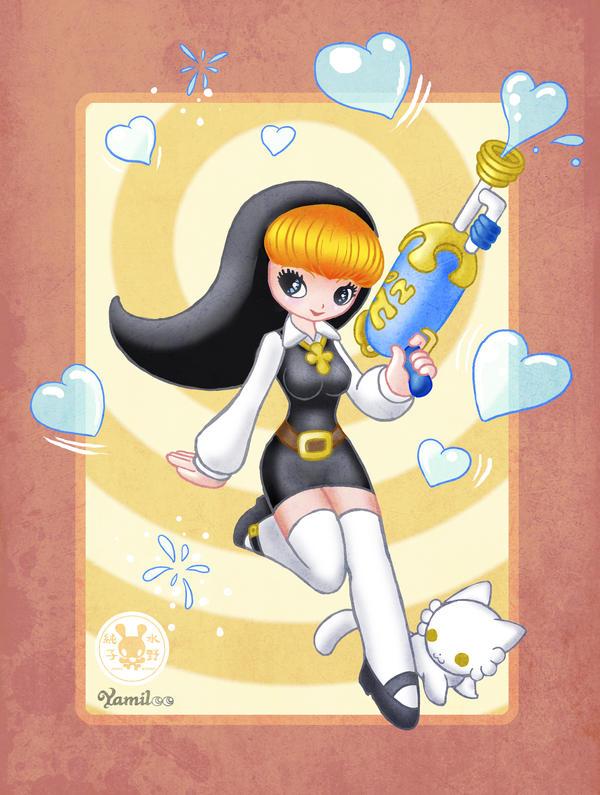 Claire - Mizuno Style
