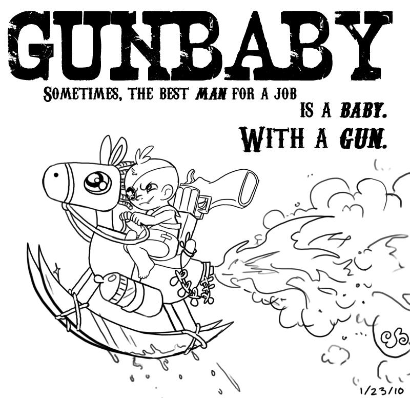 Gunbaby